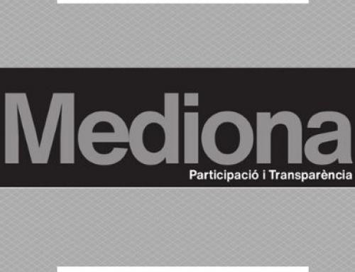 Mediona – Trobades  Participatives – 26 Gener Ple Municipal