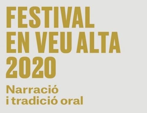 Festival En Veu Alta a Mediona – Octubre